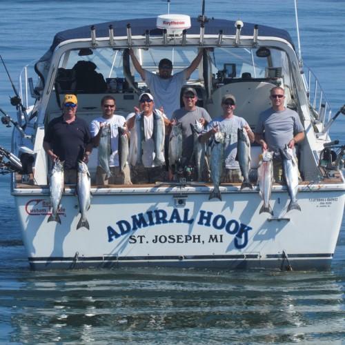 Michigan fishing charters